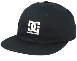 Logo Decon Black/White Snapback - DC