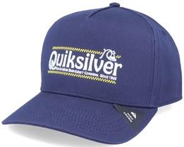 Wrangled Up Blue Adjustable - Quiksilver