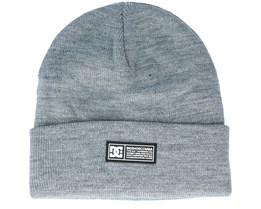 Label Beanie Frost Gray - DC