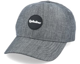 Decades Advanced Heather Charcoal Adjustable - Quiksilver