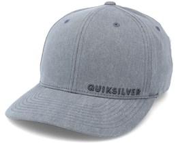 Sidestay Washed Black Adjustable - Quiksilver