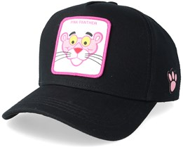 Pink Panther Black/Pink Adjustable - Capslab