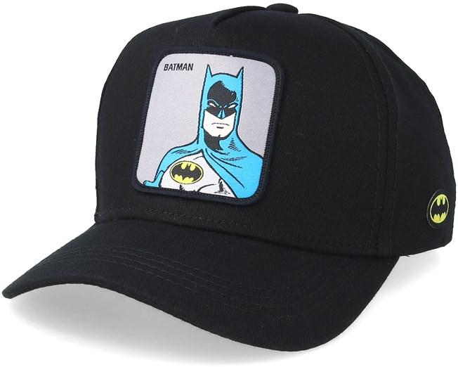 e95f684a4ac60 Justice League Batman Black Grey Adjustable - Capslab caps ...