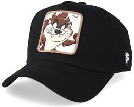 Looney Tunes Tasmanian Devil Taz Black/Khaki Adjustable - Capslab