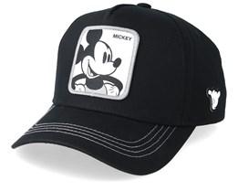 Disney Mickey Black Adjustable - Capslab