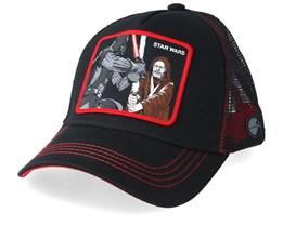 Star Wars Vader VS Ben Black Trucker - Capslab