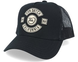 29 92 California Black Trucker - Von Dutch