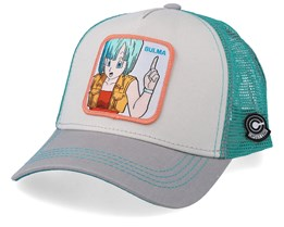 Dragon Ball Bulma Light BlueTrucker - Capslab