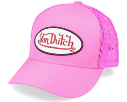 Kids Fresh4 Pink Trucker - Von Dutch