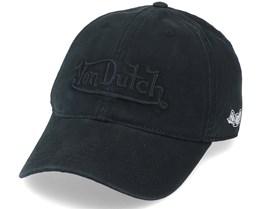 Forestn Black Dad Cap - Von Dutch