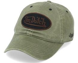 Bodk Green Dad Cap - Von Dutch