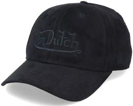 Suedine Black Adjustable - Von Dutch