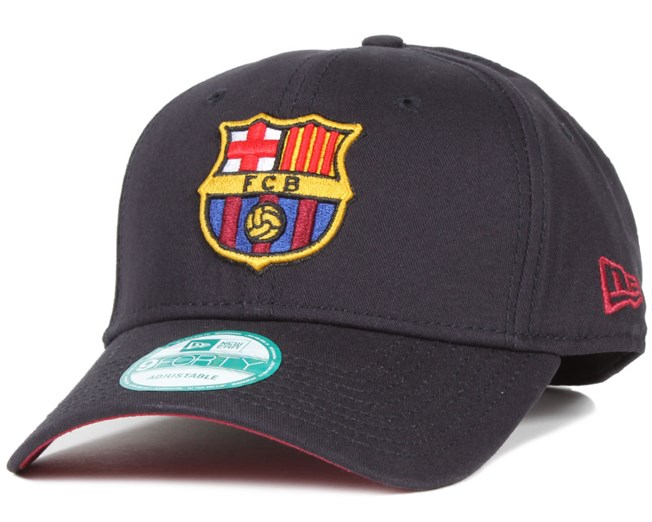 bb9c615cf06c3 FC Barcelona Euro League Navy 940 - New Era caps