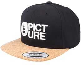 Kilo A Black/Cork Snapback - Picture