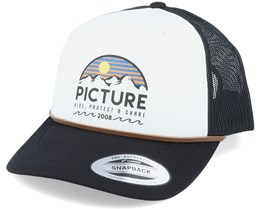 Kuldo A Black/White Trucker - Picture