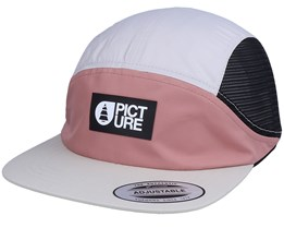 Shonto Cap Ash Rose 5-Panel - Picture