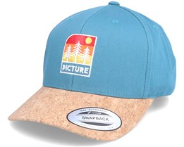 Malme Bb Cap Hydro/Cork Adjustable - Picture