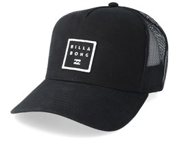 Stacked Black Trucker - Billabong