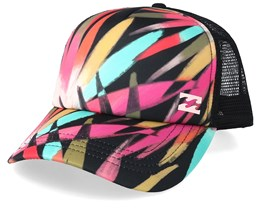 Tropicap Palm/Black Trucker - Billabong