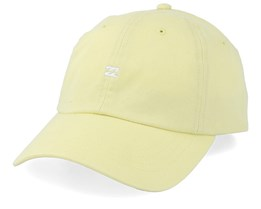 All Day Lad Cap Neon Yellow Adjustable - Billabong