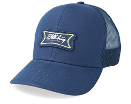 Kids Walled Slate Blue Trucker - Billabong