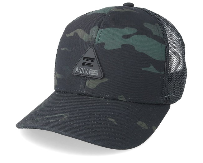 7363aaaa24a93 Multicamo Black Trucker - Billabong caps - Hatstoreworld.com