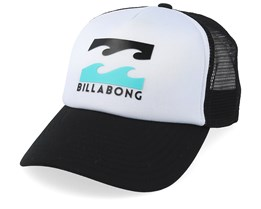 Kids Podium White/Blue/Black Trucker - Billabong