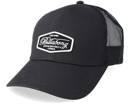 Walled Black/White Trucker - Billabong