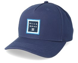 Stacked Navy Adjustable - Billabong