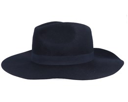 Great Scott Black Fedora - Billabong