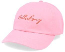 Essential Dad Cap Gypsy Pink Adjustable - Billabong