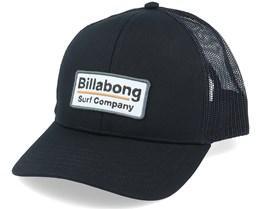 Walled Trucker Black Trucker - Billabong