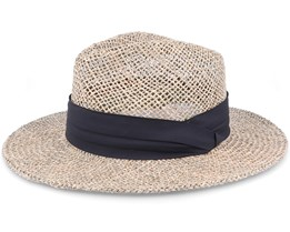 Hat Seagrass Nature Straw Hat - Seeberger