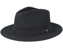 Flexible Woolfelt Black Traveller - Stetson