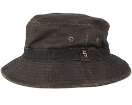 Drasco Co/Pes Brown Bucket - Stetson