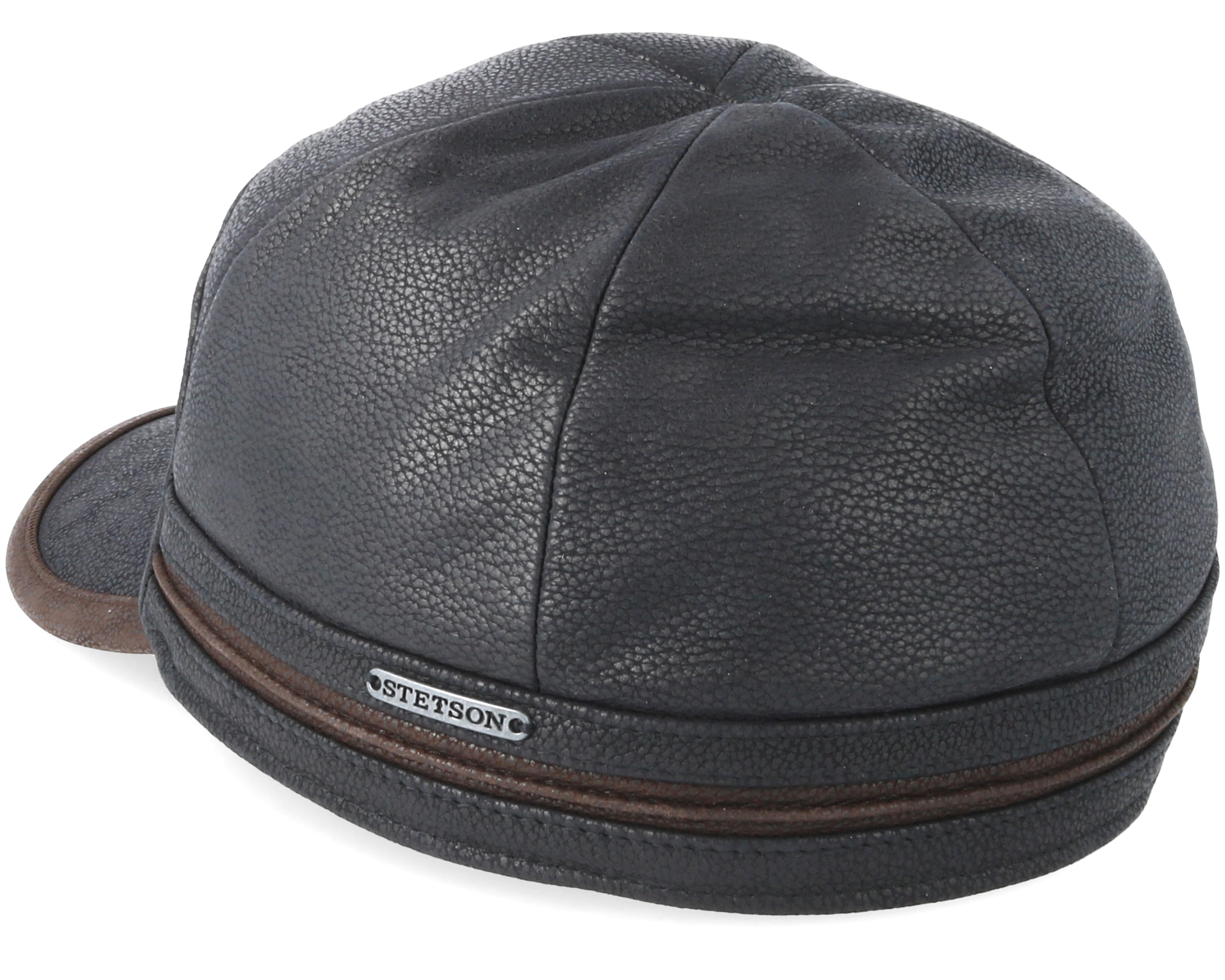 Cowhide Baseball Cap Stetson Caps Hatstoreworld Com