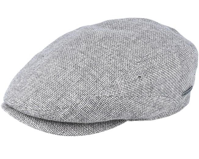 Driver Cap Virgin Wool Linen Sonstige Flatcap - Stetson caps -  Hatstoreworld.com 58befb00fc57