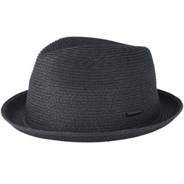 e27043488c6 Diamond Raffia Braun Straw - Stetson hats - Hatstoreworld.com