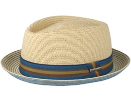 Diamond Toyo Natural Trilby - Stetson