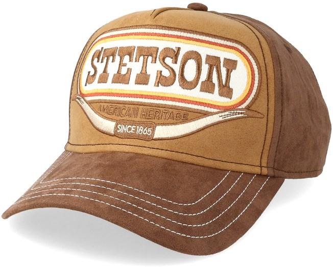 Buffalo Horn Brown Adjustable - Stetson - Start Gorra - Hatstore 22f3795d515
