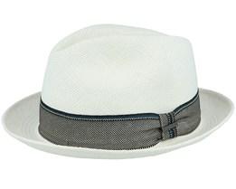 Player Panama White Straw Hat - Stetson