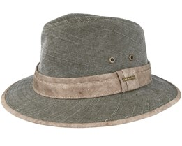 Cotton Olive Traveller - Stetson