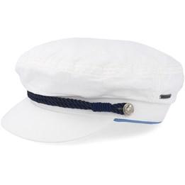 9626ba72 Paradise Cotton Blue Flat Cap - Stetson caps - Hatstoreworld.com