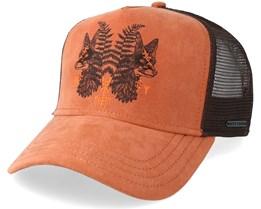 Fox Orange/Brown Trucker - Stetson