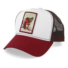 1318e79cb Baseball Cap Co/Pe Ef Brown Flexfit - Stetson cap | Hatstore.nl