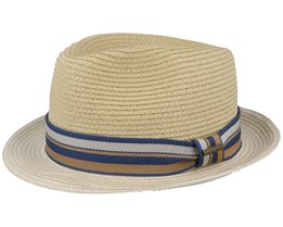 Toyo Light Yellow/Beige Trilby - Stetson