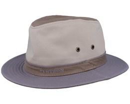 Tller Cotton Brown/Khaki/Grey Traveller - Stetson