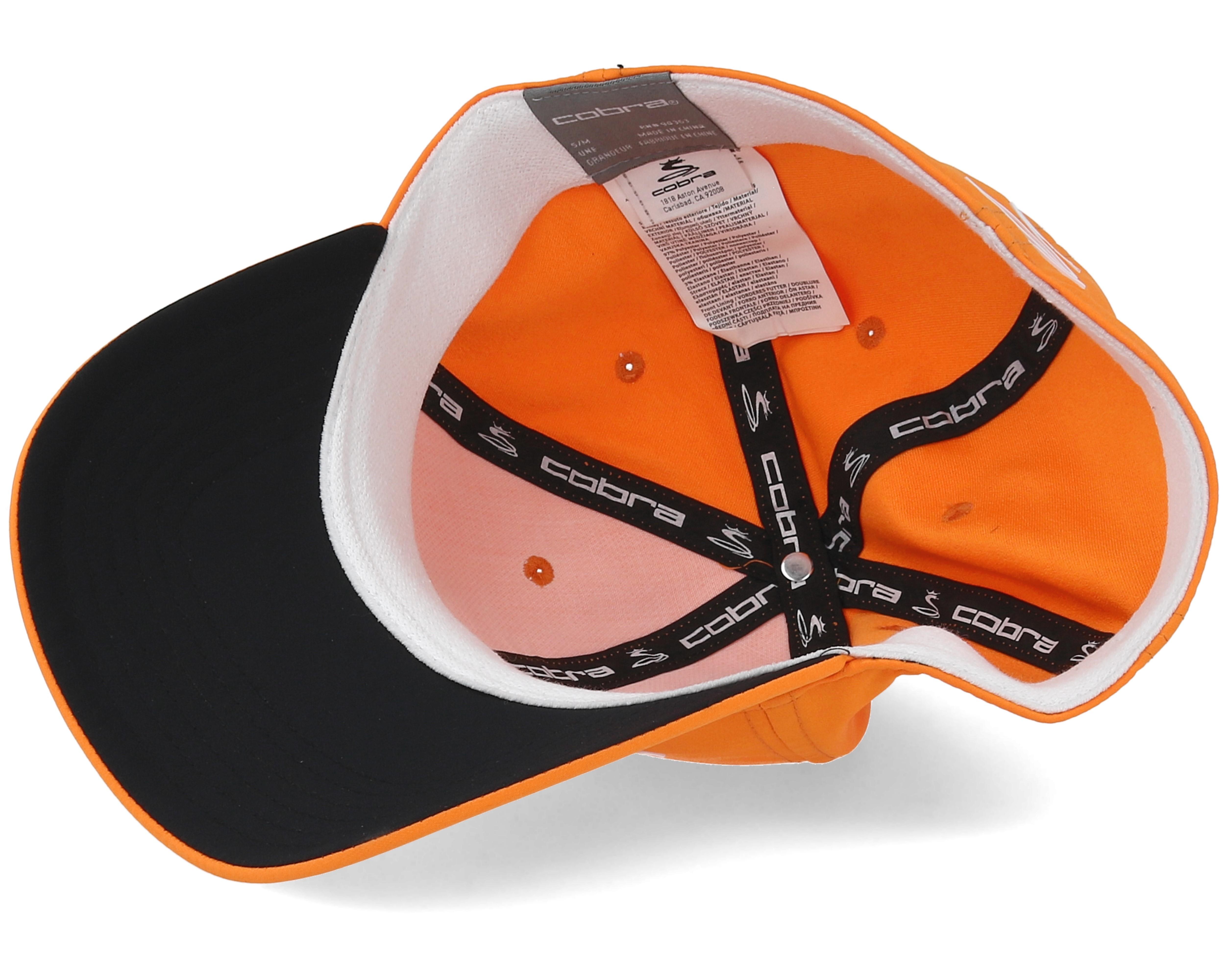 pro tour orange flexfit cobra casquette. Black Bedroom Furniture Sets. Home Design Ideas