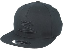 Tour Snake Black 110 Snapback - Cobra