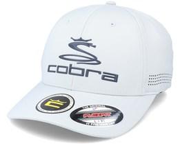 Pro Tour Stretch Fit High Rise Grey Flexfit - Cobra